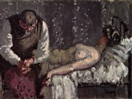 O pintor e o estripador
