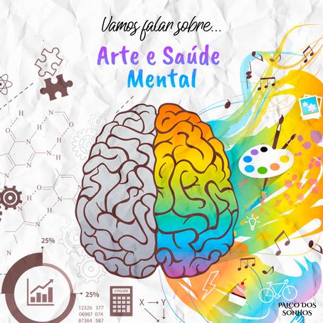 Saúde Mental e Arte