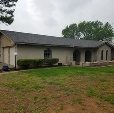 Exterior Paint and Remodel - Before Wichita Falls, Texas