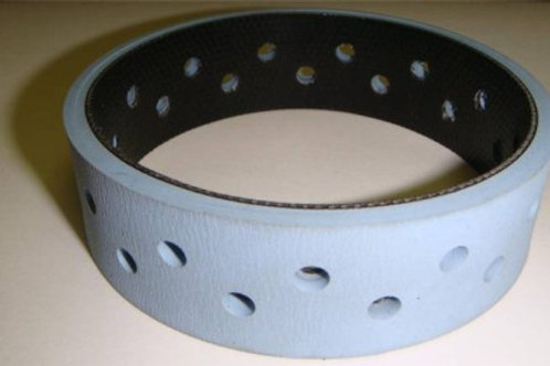"OT-10012: Perforated Vacuum Belt, 1"" x 9-3/4"" (replaces 44485003)"