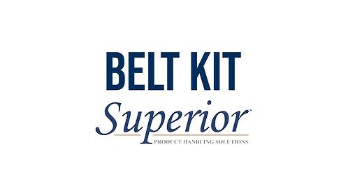 100884-20U-BK (Xtreme XM-20U Ultra Friction Feeder: Belt Kit)