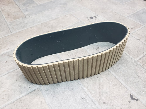 OT-12006 Grooved Gum Feed Belt for Maxim RX12 Feeders