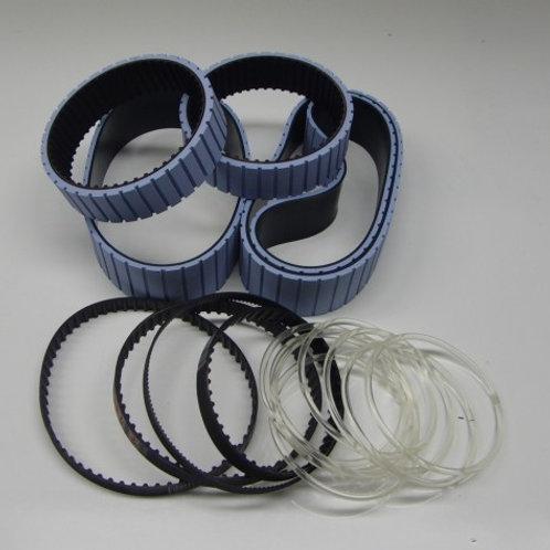 OT-99120SGO: SE1200/1800IJ Grooved Belt Kit w/Separator O-Rings (Dealer)