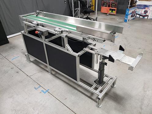 Used Superior-PHS XM-100 Bulk Product Feeder