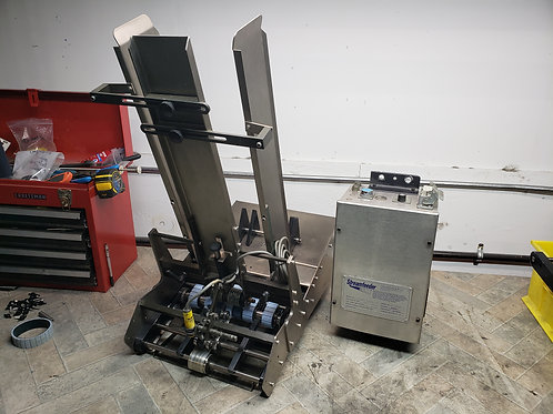 Reconditioned Streamfeeder S-1250 w/ One Shot Controller, 115vac
