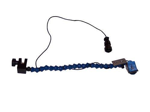 OT-10138: Trigger Flexible Line, Clamp, Photocell Sensor Assembly, Light On