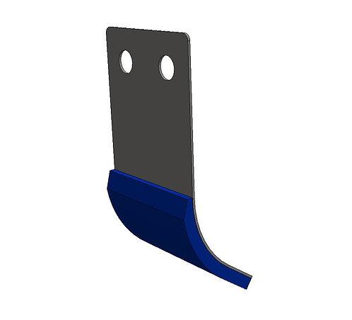 400226B (Maxim RX BLUE Blade, 75a durometer)