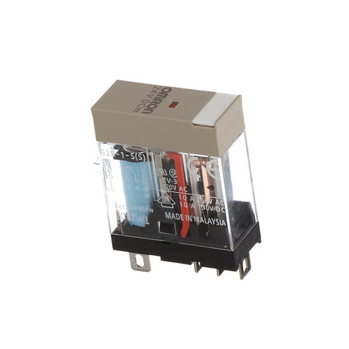 301382 Relay 24 VDC, Single Pole