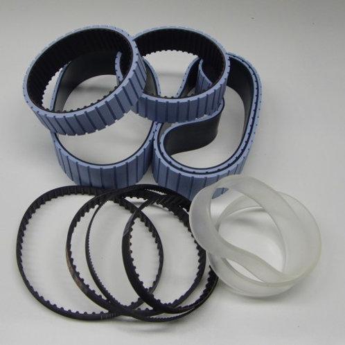 OT-99120SGB: SE1200/1800IJ Grooved Belt Kit w/Separator Belts (Dealer)