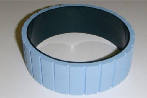 "OT-10162: Grooved Gum Belt, 1"" x 9"" (replaces 23500162)"