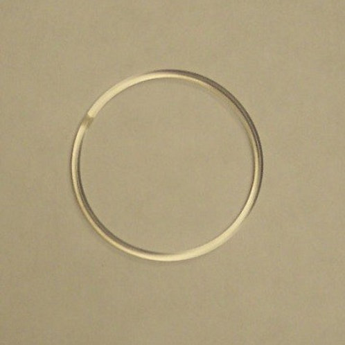 OT-10189: Silver Series Advancing Gate O-Ring, Hard (replaces 23500189