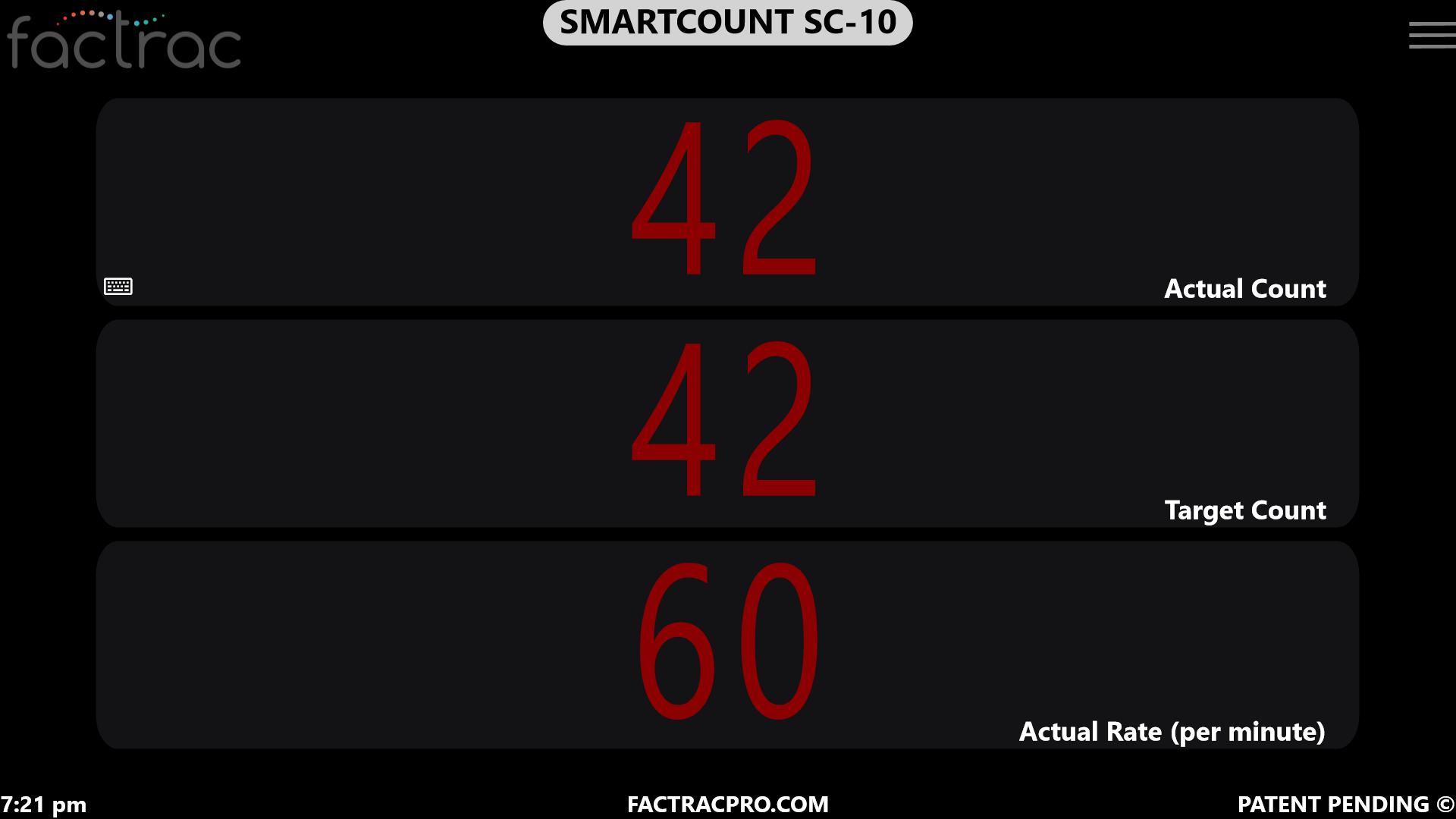 SC-10   Actual - Target - Rate
