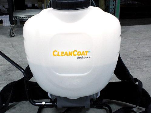 CleanCoat - Backpack- Manual Pump