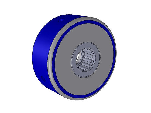 100172D (Blue Separator Roller .750 bore for one way bearing insert)