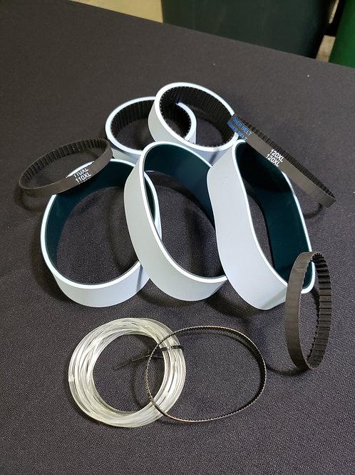 OT-9912ESSO: SE1200 EI Smooth Belt Kit w/ Separator O-Rings