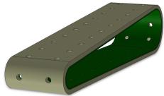 301624 (RXV-12, Vacuum,  Main Feed Belt)