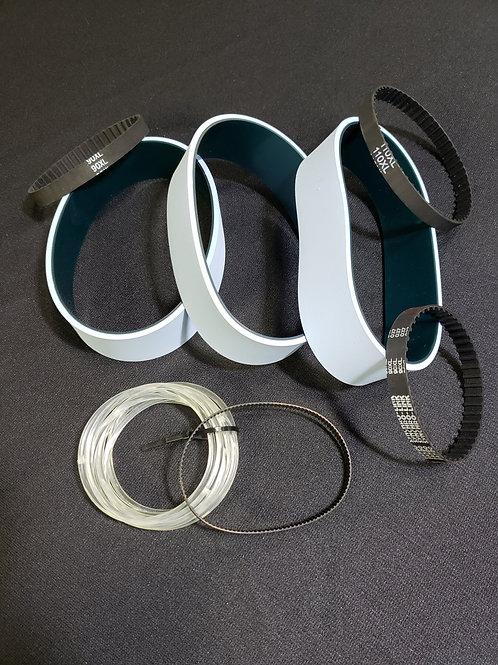 OT-99900SSO: SE900 EI Smooth Belt Kit w/ Separator O-Rings
