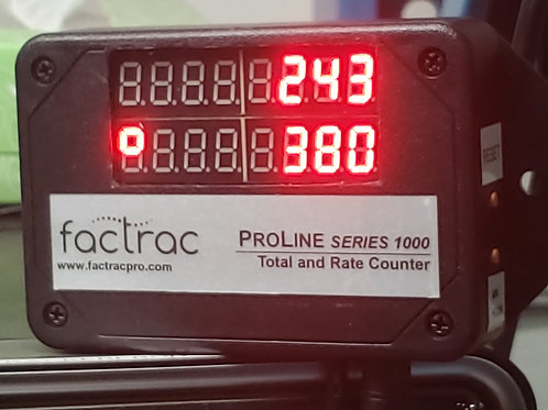ProLine PL1001 Total Counter W/ Rate