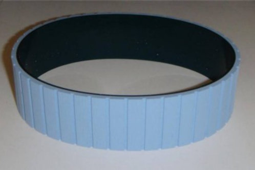 OT-11028: Grooved Gum Main Feed Belt (replaces 99000-133) (Dealer)