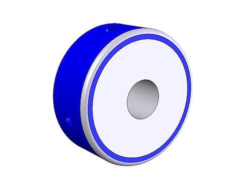 100172 (Separator, Blue Urethane Separating Roller, .500 bore)