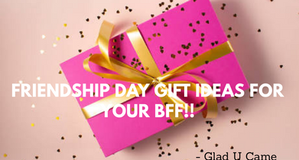 Friendship Day Gift Ideas For Your Partner In Crime!