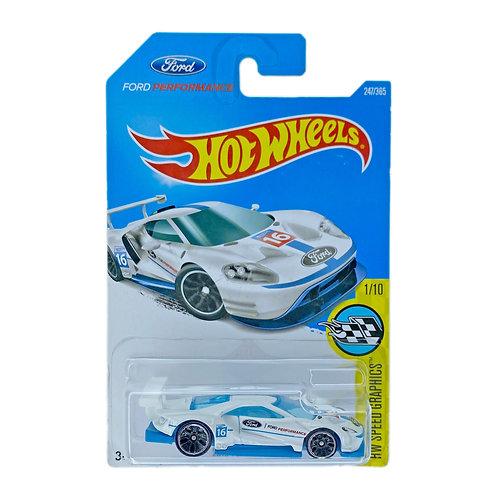 Hot Wheels - 2016 Ford GT Race Alhershop