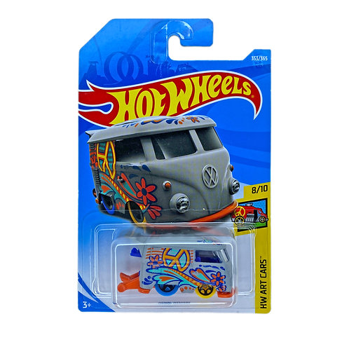 Hot Wheels - Kool Kombi (2018) Alhershop