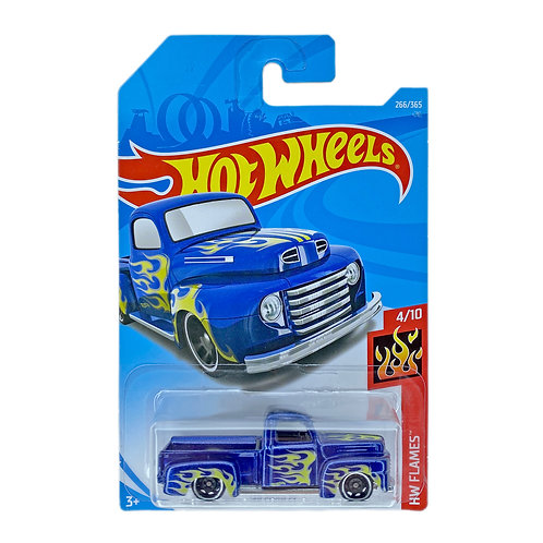 Hot Wheels - 49 Ford F1 Alhershop