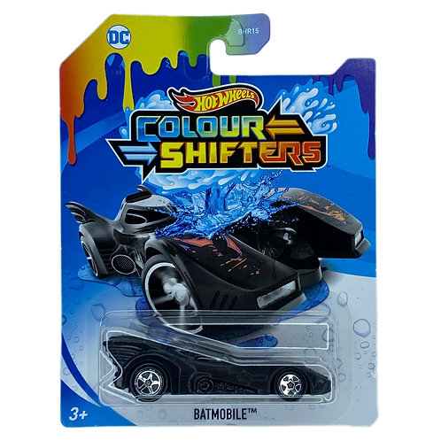 Hot Wheels Colour Shifters - Batmobile (2020) Batman Alhershop