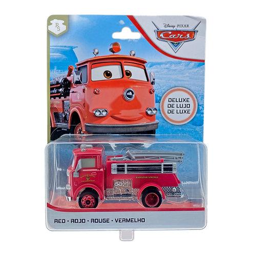 Disney Cars - Rojo (2019) Alhershop