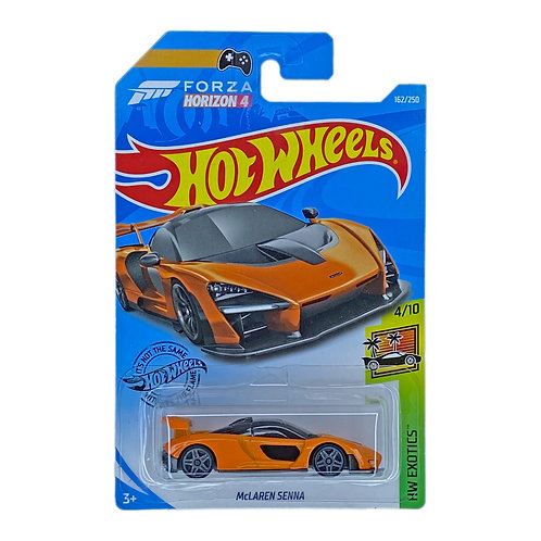 Hot Wheels - McLaren Senna (2019) Forza Horizon Alhershop
