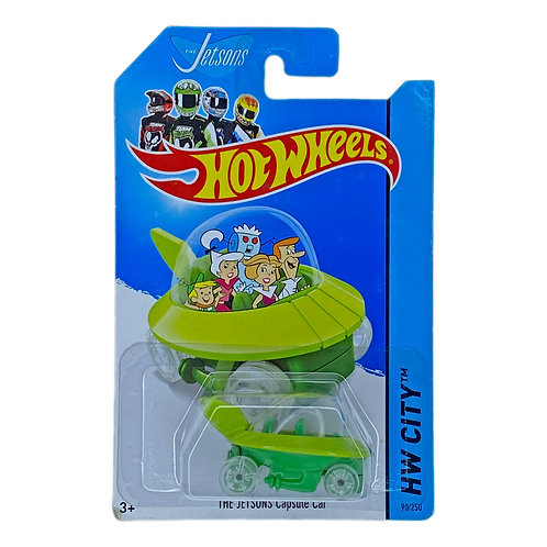 Hot Wheels - Capsule Car (The Jetsons)