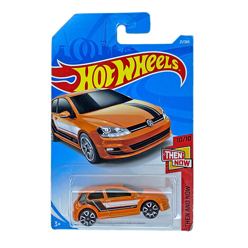 Hot Wheels - Volkswagen Golf MK7 (2018) Alhershop