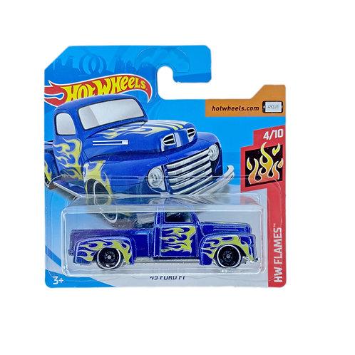 Hot Wheels - 49 Ford F1 (2018) Alhershop