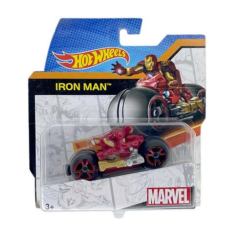 Hot Wheels - Iron Man (2017) Motorcycle Alhershop