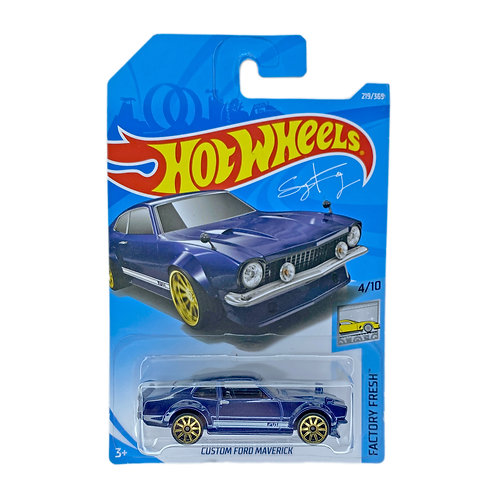 Hot Wheels - Custom Ford Maverick (2018) Alhershop