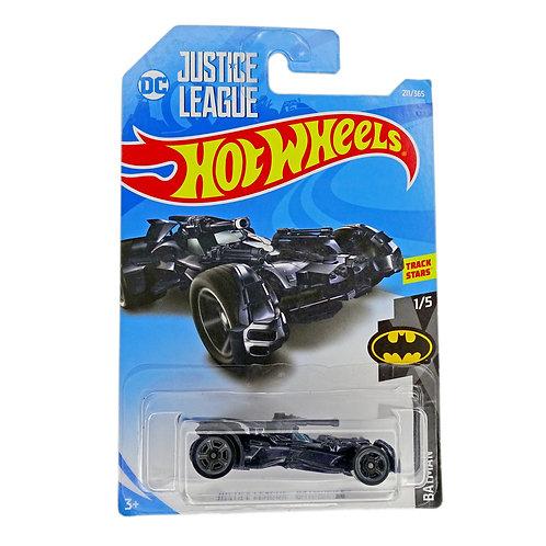 Hot Wheels - Justice League Batmobile (2018) azul Alhershop