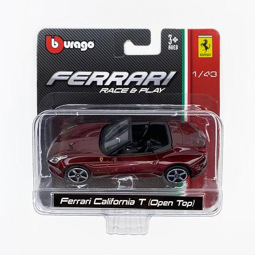 Burago - Ferrari California T (Open Top) Alhershop
