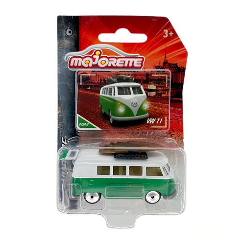 Majorette - VW T1 Verde Alhershop