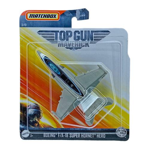 Matchbox - Boeing F/a-18 Super Hornet Hero (Top Gun) Alhershop