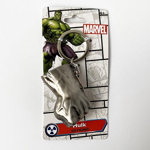 Marvel Avengers - Llavero Metálico Hulk Alhershop