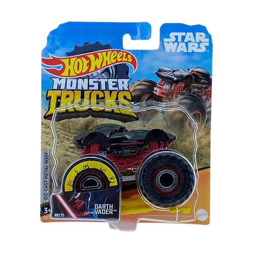 Hot Wheels Monster Trucks - Darth Vader (2020) Alhershop
