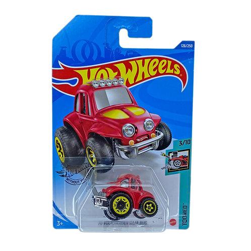 Hot Wheels - 70 Volkswagen Baja Bug Alhershop