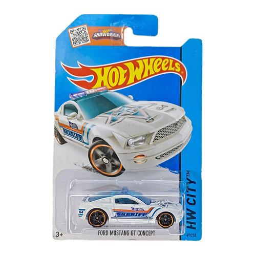 Hot Wheels - Ford Mustang GT Concept (2014) Alhershop
