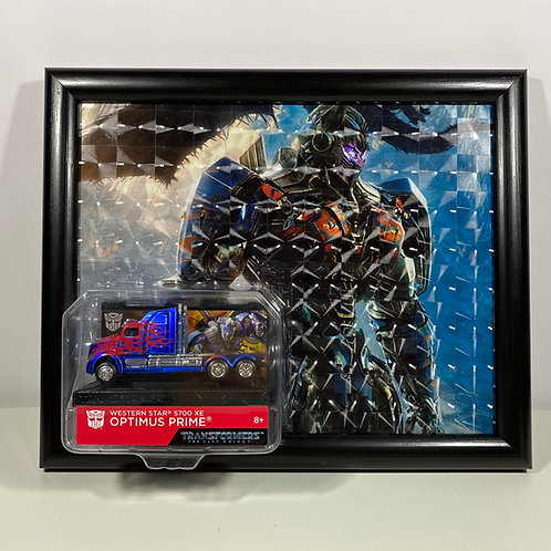 Alhershop - Cuadro temático Optimus Prime (Transformers)