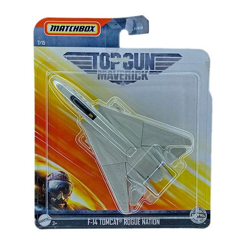 Matchbox - F-14 Tomcat Rogue Nation (Top Gun Maverick) Alhershop