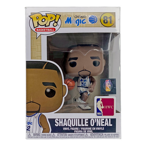 Funko Pop Basketball - Shaquille O´Neal (Orlando Magic) 81 Alhershop