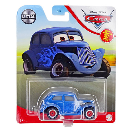 Disney Cars - Hot Rod River Scott (2021) Alhershop