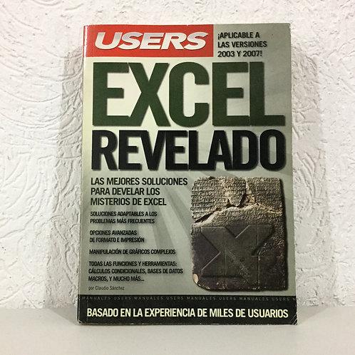 Users - Excel Revelado (físico) Alhershop