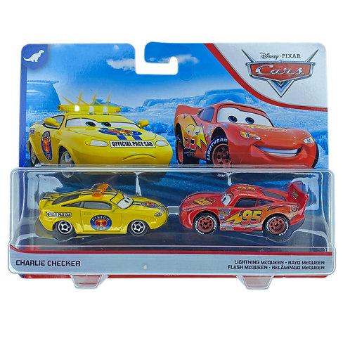 Disney Cars - Charlie Checker / Rayo McQuenn (2020) Alhershop